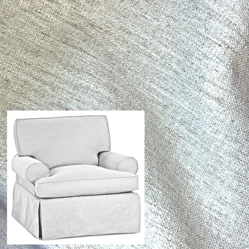 Paige Swivel Chair 41W/39D/40H Slipcover