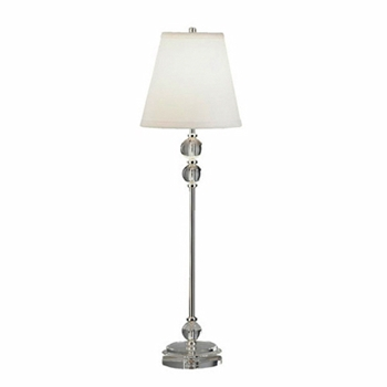 Muses Buffet Lamp