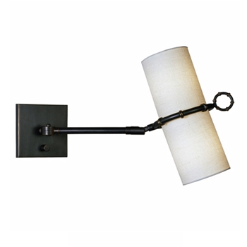 Bronze Meurice Swing Lamp