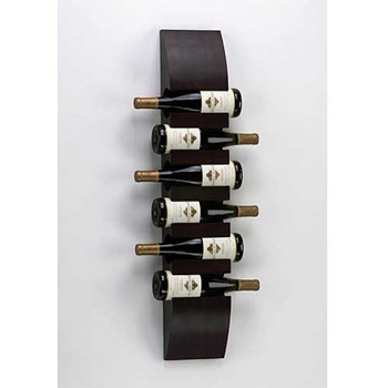 Ebony Wine Rack