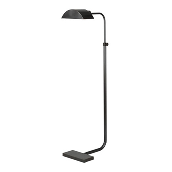 Koleman Task Bronze Floor Lamp
