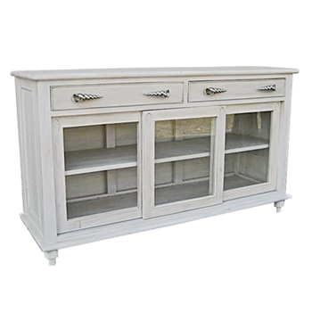 Dauphine White Buffet