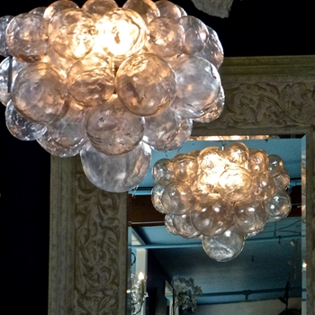 Muriel Cloud Chandelier 31W/25H