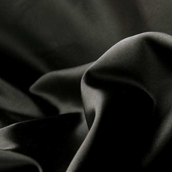 Black Satin Haute
