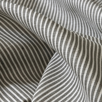 Pewter Stripe Ticking