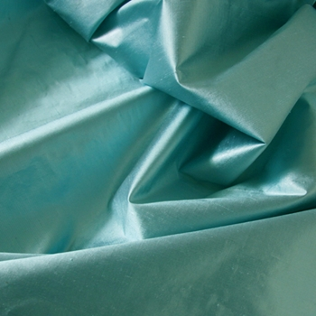 Aqua Silk Lurex Solid