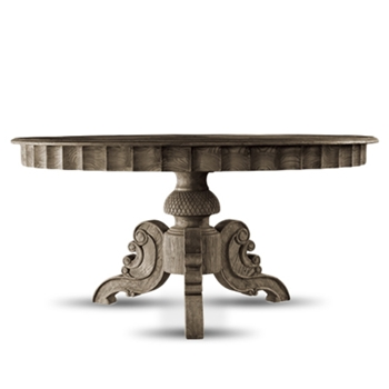 French Table 63W/63D/30H