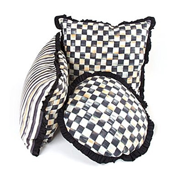Courtly Check Cushions