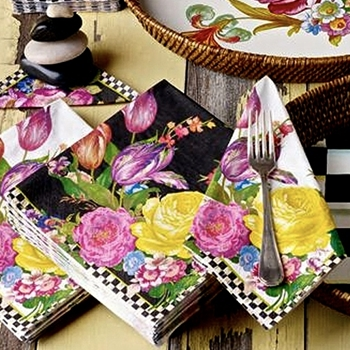 Napkins Assorted