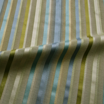 Skyblue Stripe Benji Satin