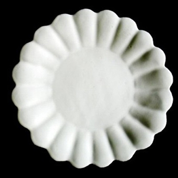 Marguerite Plate 10in