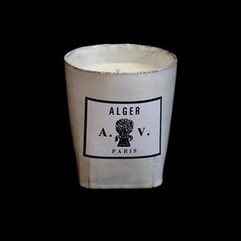 Candle - Alger Ceramic 3in
