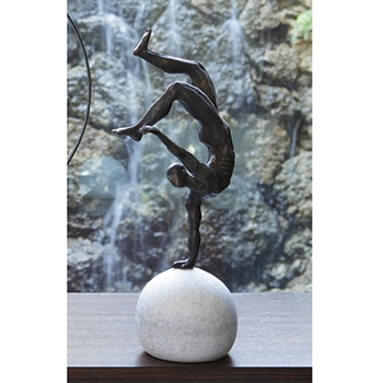 Balance Ball Figurine