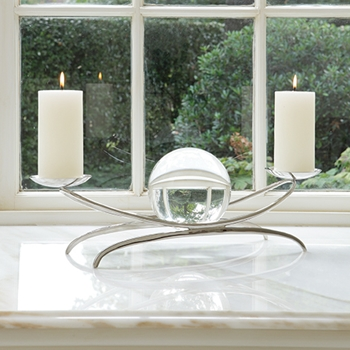Fortune Ball Candle Holder