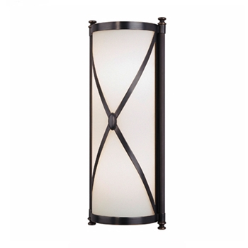 Chase Bronze Sconce 16in