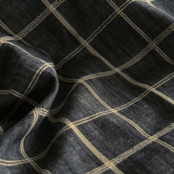 19. Patina Plaid Hero Charcoal