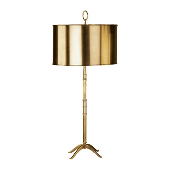Porter Brass Table Lamp
