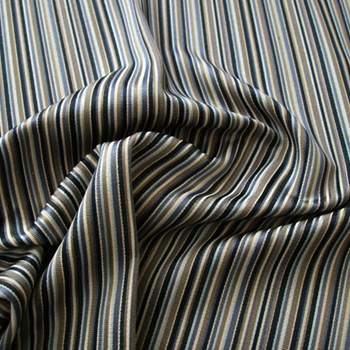 35. Indigo Stripe Laurel