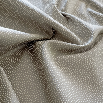 08. Taupe Jacquard Following Stars