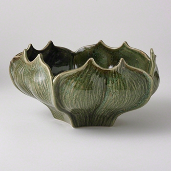 Star Fruit Bowl 11in