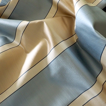 36. Wedgwood Stripe Consequence Satin