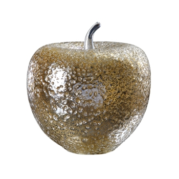 Glass Apple 14in