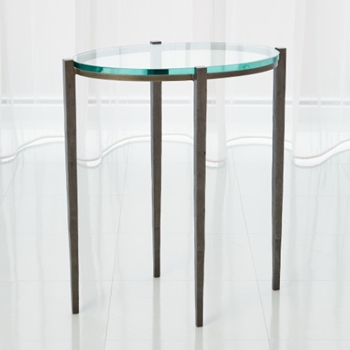 Petit Oval Table 18W/12D/20H