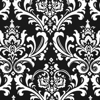 16. Blk/White Print Ozbourne Black 7oz