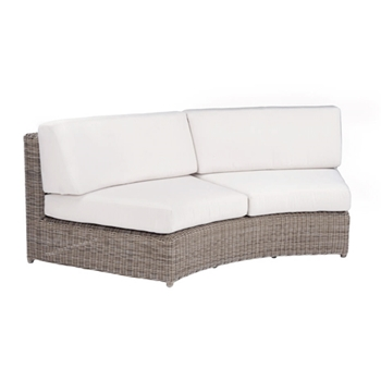 Sag Harbour Sofa Curved 88W/44.5D/29H