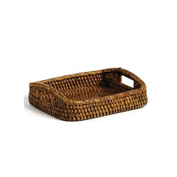 Rattan Tray 10in