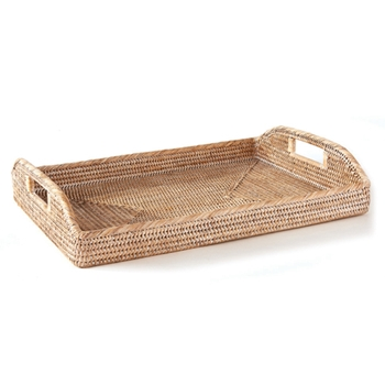 Rattan Tray 20in