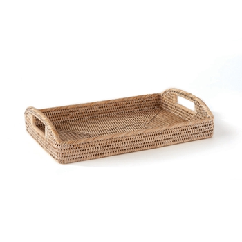 Rattan Tray 16in