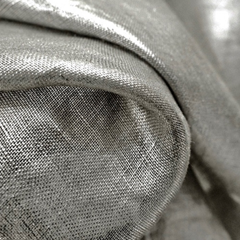 27. Pewter Linen Metallic Astro