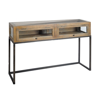 Coulter Vitrine Console 53W/15D/36H