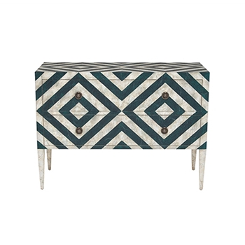 Chevron Chest 48W/20D/35H