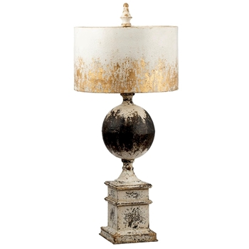Bellamy Lamp 14W x 32H