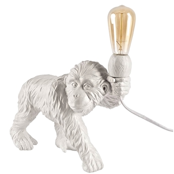 Cheeta Monkey Lamp