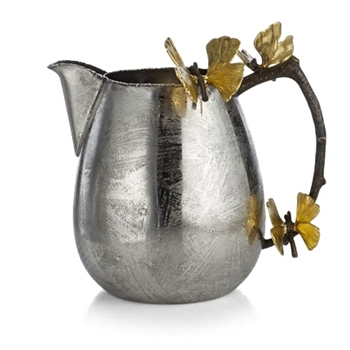 Aram Butterfly Gingko Pitcher  92OZ