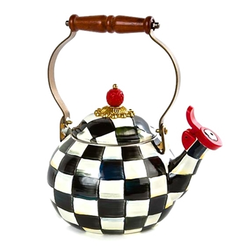 Kettle Courtly Check Whistle 2Q