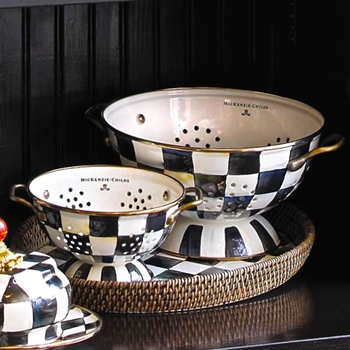 Colander Courtly LG 9.5IN