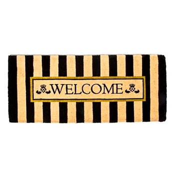 Doormat  Awning Welcome 5X5FT