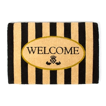 Doormat Awning Welcome 2X3FT