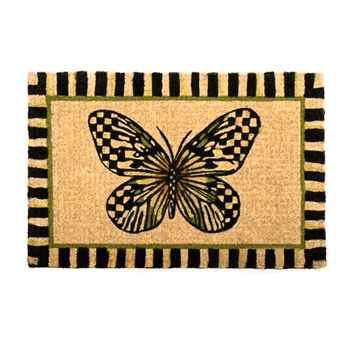 Doormat Butterfly 2X3FT