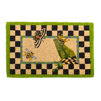 Doormat Frog Courtly 2X3FT
