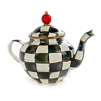Courtly Teapot 4Cup