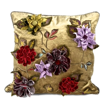 Pillow Greengage 20x20SQ