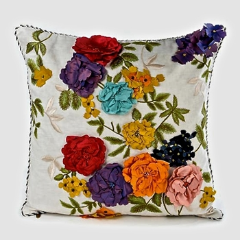 Pillow Covent Garden WHT 20SQ