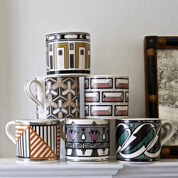 Architectural Jubilee Mugs 24OZ