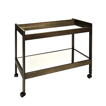 Serving Cart Roland Bronze 36W/20D/33H