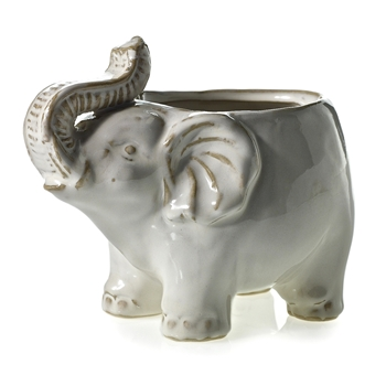 Planter - Elephant Pot LG 7W/4D/5H